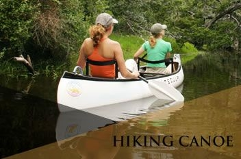 Hiking Canoe